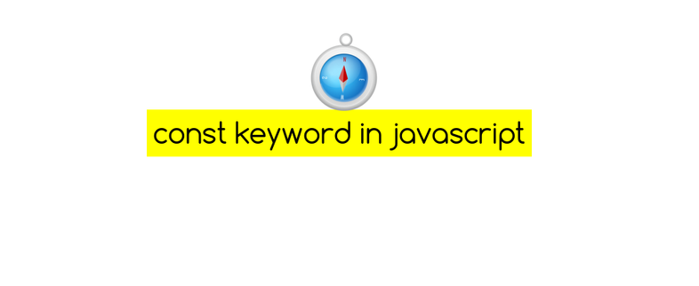 When to use const keyword over var in JavaScript