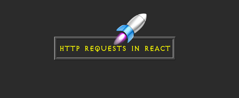 How to make http requests in react