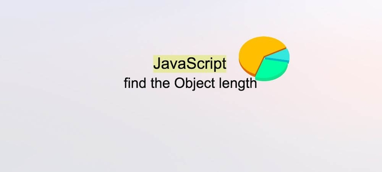 How to find Object length in JavaScript