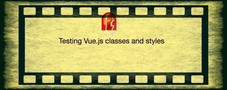 Testing Vue.js classes and styles using jest