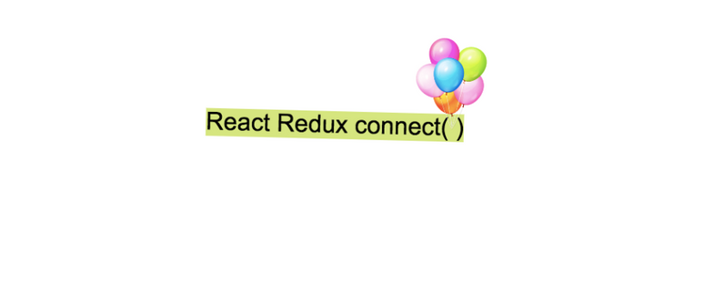 React Redux connect function tutorial