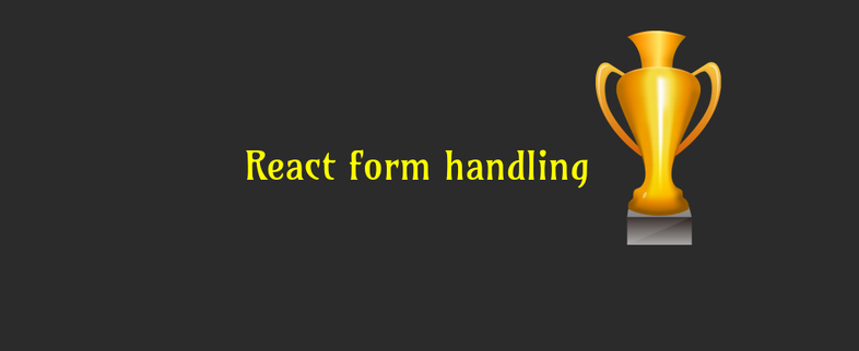 React form handling tutorial