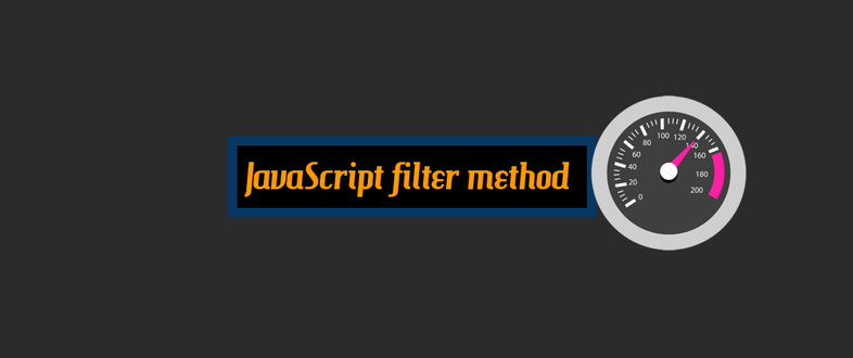 How to use array.filter() method in JavaScript